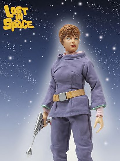 Maureen Robinson Lost In Space Action Figure