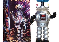B-9 Robot Tin Windup Toys Available For Pre-Order