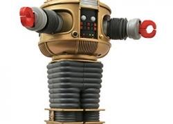 B-9 Robot Golden Boy