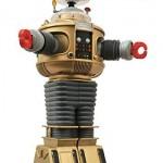 B-9 Robot Golden Boy Edition
