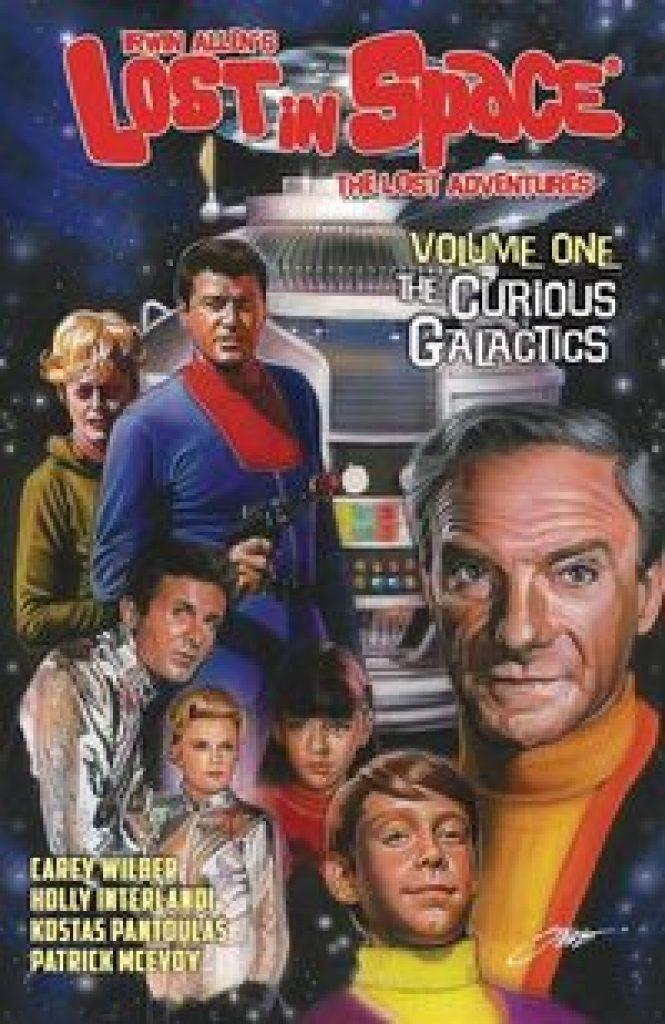 Irwin Allen Lost in Space Lost Adventures HC Vol. 01 Curious Galactics
