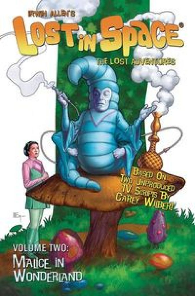 Lost In Space - Malice In Wonderland