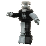 Electronic Lost In Space Antimatter B9 Robot Coming This Year!