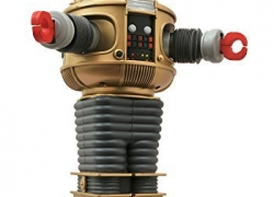 B-9 Robot Golden Boy