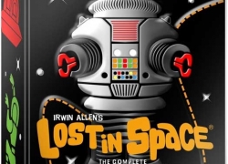 Lost In Space 50th Anniversary Blu-ray Collection on Amazon