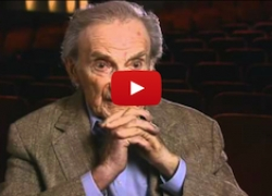 Archive of American Television Interview With Jonathan Harris